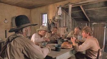 Скотоводческая компания Хэт Крик в сборе